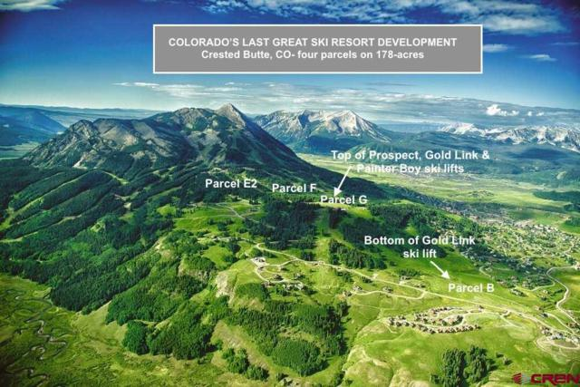 TBD Prospect Drive, Mt. Crested Butte, CO 81225 (MLS #751888) :: CapRock Real Estate, LLC