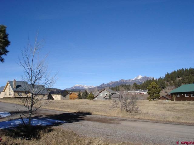 63 Pebble Circle, Pagosa Springs, CO 81147 (MLS #752455) :: Durango Home Sales