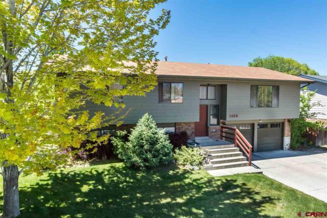 1426 Manchester Drive, Montrose, CO 81401 (MLS #752501) :: CapRock Real Estate, LLC
