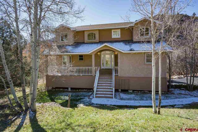 42 Tanglewood Drive, Durango, CO 81301 (MLS #752536) :: Durango Home Sales