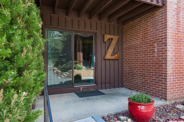 2934 Holly Avenue #701, Durango, CO 81301 (MLS #752602) :: Keller Williams CO West / Mountain Coast Group