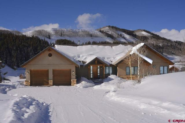 95 Willow Lane, Mt. Crested Butte, CO 81225 (MLS #752739) :: Durango Home Sales