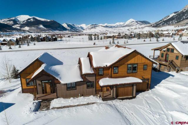 153 Larkspur Loop, Crested Butte, CO 81224 (MLS #752760) :: Durango Home Sales