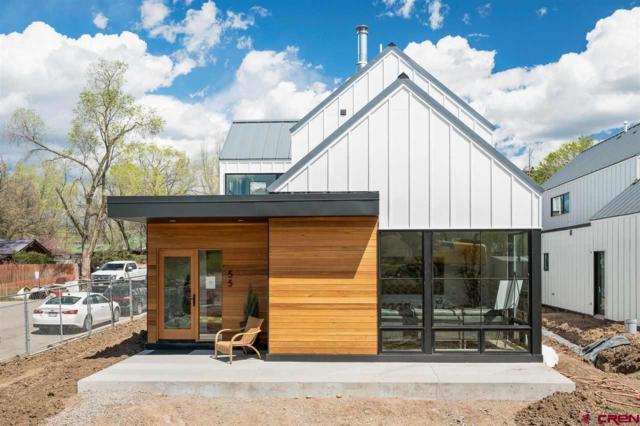 55 Jameson Drive, Durango, CO 81301 (MLS #752862) :: Durango Mountain Realty