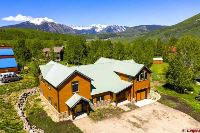 25 Cinnamon Mountain Road, Mt. Crested Butte, CO 81225 (MLS #752875) :: The Dawn Howe Group | Keller Williams Colorado West Realty