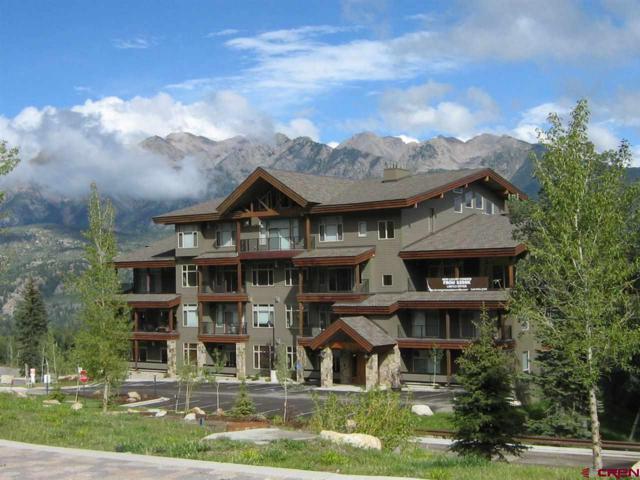 545 Skier Place #303, Durango, CO 81301 (MLS #753079) :: Durango Mountain Realty