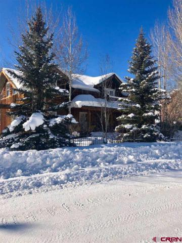 207 Cascadilla Street, Crested Butte, CO 81224 (MLS #753138) :: Durango Home Sales