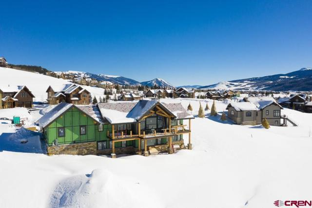 63 Wapiti Way, Crested Butte, CO 81224 (MLS #753227) :: The Dawn Howe Group | Keller Williams Colorado West Realty