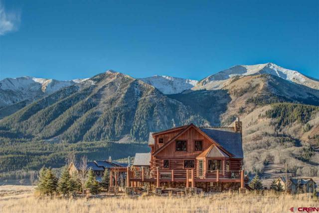 160 Larkspur Loop, Crested Butte, CO 81224 (MLS #753241) :: Durango Home Sales