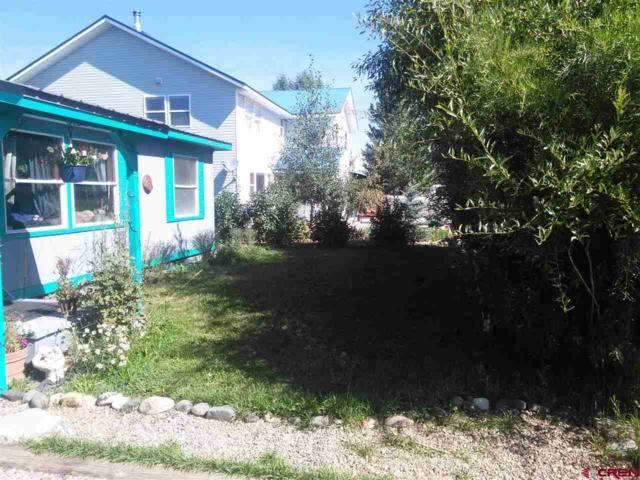 505 N 8th Street, Gunnison, CO 81230 (MLS #753639) :: The Dawn Howe Group | Keller Williams Colorado West Realty