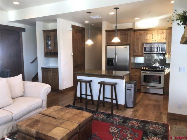 590 Glacier Club Drive #9, Durango, CO 81301 (MLS #753668) :: Durango Home Sales