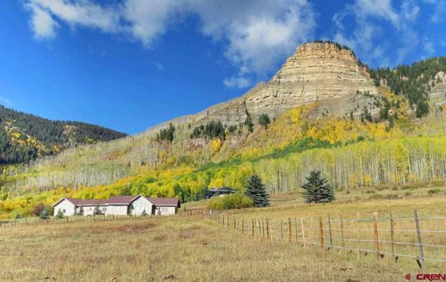 196 Hermosa Cliffs Road, Durango, CO 81301 (MLS #753977) :: Durango Mountain Realty