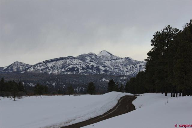 Lot 30 Piney Place, Pagosa Springs, CO 81147 (MLS #754203) :: The Dawn Howe Group | Keller Williams Colorado West Realty