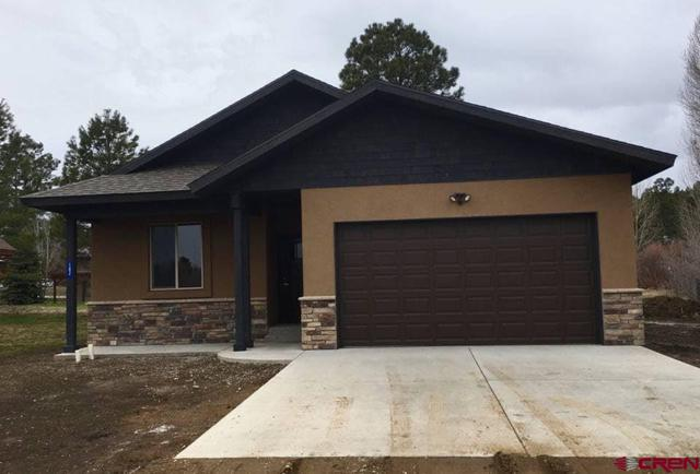 182 Carefree Place, Pagosa Springs, CO 81147 (MLS #754267) :: Durango Home Sales