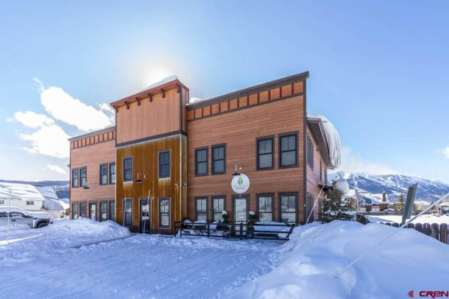 241 Gillaspey Avenue C3, Crested Butte, CO 81224 (MLS #754274) :: The Dawn Howe Group | Keller Williams Colorado West Realty