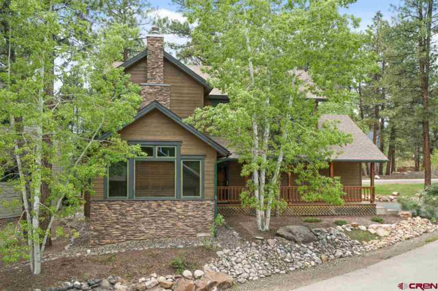 15 Edgemont Circle, Durango, CO 81301 (MLS #754696) :: The Dawn Howe Group | Keller Williams Colorado West Realty