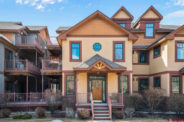355 E 3rd Avenue #222, Durango, CO 81301 (MLS #754773) :: Durango Mountain Realty