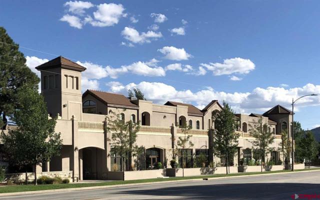3416 Main Avenue #101, Durango, CO 81301 (MLS #754812) :: The Dawn Howe Group   Keller Williams Colorado West Realty