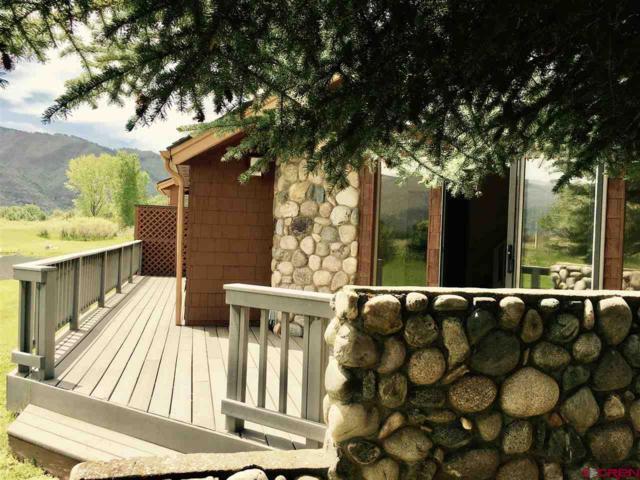 486 Cottonwood Creek Road, Durango, CO 81301 (MLS #755292) :: Durango Mountain Realty