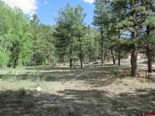 Lot 4 Ponderosa Trail, Lake City, CO 81235 (MLS #755300) :: The Dawn Howe Group | Keller Williams Colorado West Realty