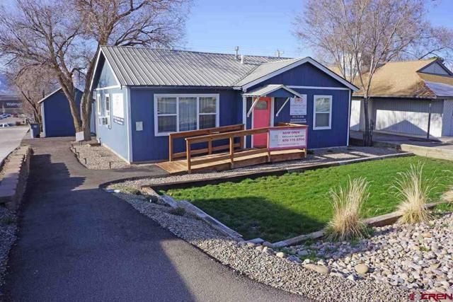1823 E Main St., Cortez, CO 81321 (MLS #755488) :: The Dawn Howe Group | Keller Williams Colorado West Realty