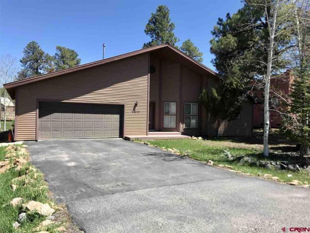 2517 Park Avenue, Pagosa Springs, CO 81147 (MLS #756810) :: The Dawn Howe Group | Keller Williams Colorado West Realty
