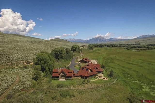 800 Eagle Meadow Drive, Gunnison, CO 81230 (MLS #757133) :: The Dawn Howe Group | Keller Williams Colorado West Realty