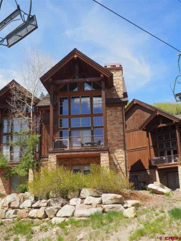 500 Sheol Street #4, Durango, CO 81301 (MLS #757291) :: Durango Mountain Realty