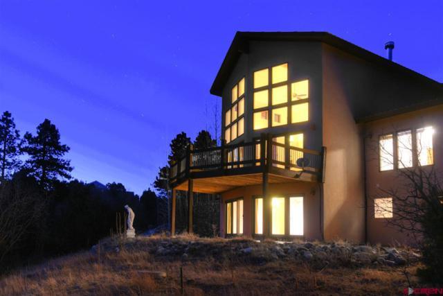 174 King Mountain Road, Durango, CO 81303 (MLS #757567) :: Durango Mountain Realty