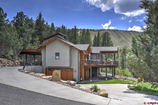 70 Legends, Durango, CO 81301 (MLS #757789) :: Durango Mountain Realty