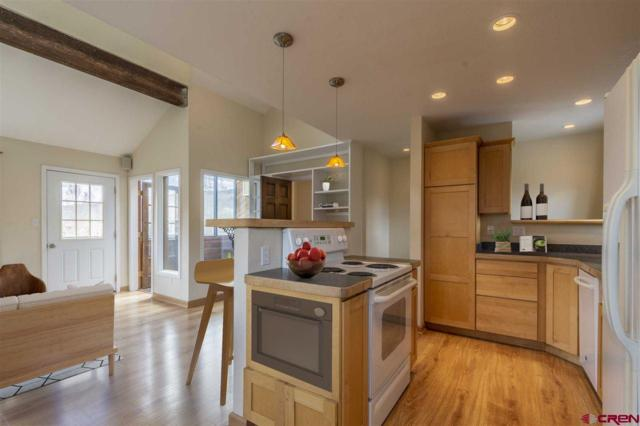 28 Escalante Street #1, Crested Butte, CO 81224 (MLS #757796) :: The Dawn Howe Group | Keller Williams Colorado West Realty
