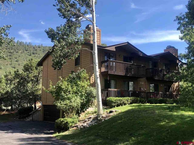 312 Hillcrest Drive, Durango, CO 81301 (MLS #757828) :: The Dawn Howe Group | Keller Williams Colorado West Realty