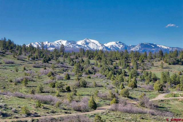 TBD Cima Vista Way, Durango, CO 81303 (MLS #758148) :: The Dawn Howe Group | Keller Williams Colorado West Realty