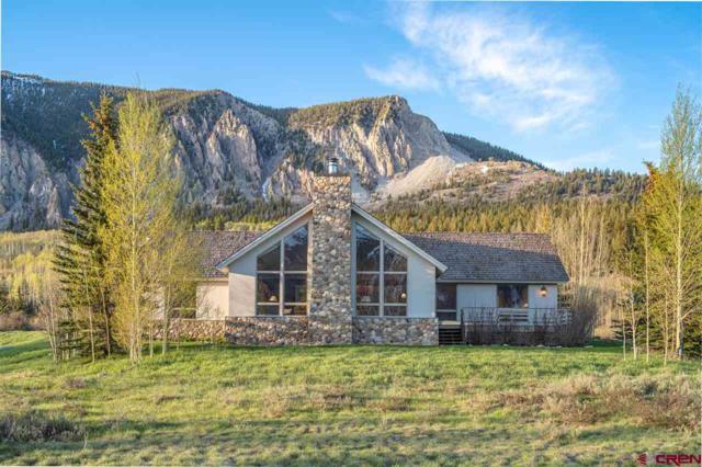 492 Par Lane, Crested Butte, CO 81224 (MLS #758362) :: The Dawn Howe Group   Keller Williams Colorado West Realty