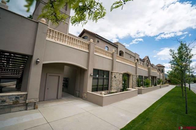 3416 N. Main Avenue #202, Durango, CO 81301 (MLS #758377) :: The Dawn Howe Group | Keller Williams Colorado West Realty
