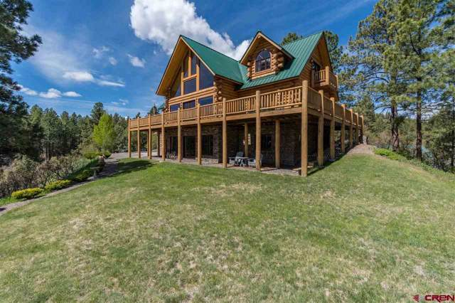 1193 Bristlecone Drive, Pagosa Springs, CO 81147 (MLS #758387) :: The Dawn Howe Group | Keller Williams Colorado West Realty