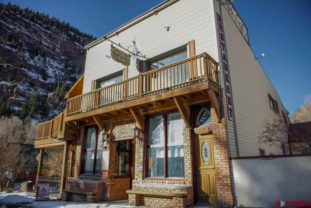 118 7th Avenue, Ouray, CO 81427 (MLS #758487) :: The Dawn Howe Group   Keller Williams Colorado West Realty