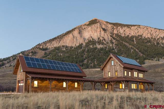 1021 Mccormick Ranch Road, Crested Butte, CO 81224 (MLS #759068) :: The Dawn Howe Group | Keller Williams Colorado West Realty
