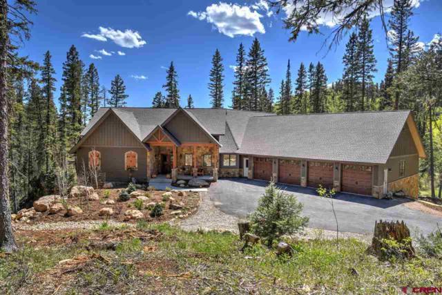 53072 Hwy 550, Durango, CO 81301 (MLS #759076) :: Durango Mountain Realty