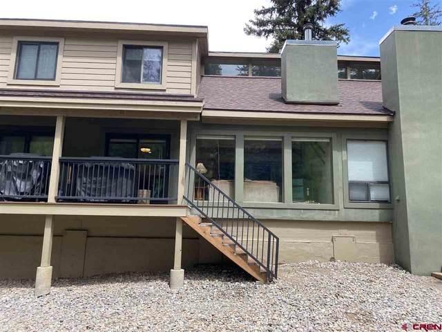 460 Sheol Street #11, Durango, CO 81301 (MLS #759580) :: Durango Mountain Realty
