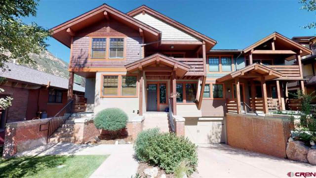 277 E 3rd Ave #102, Durango, CO 81301 (MLS #759699) :: Durango Mountain Realty