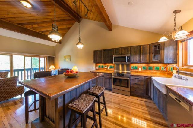 21 Castle Road #4, Mt. Crested Butte, CO 81225 (MLS #760069) :: The Dawn Howe Group | Keller Williams Colorado West Realty