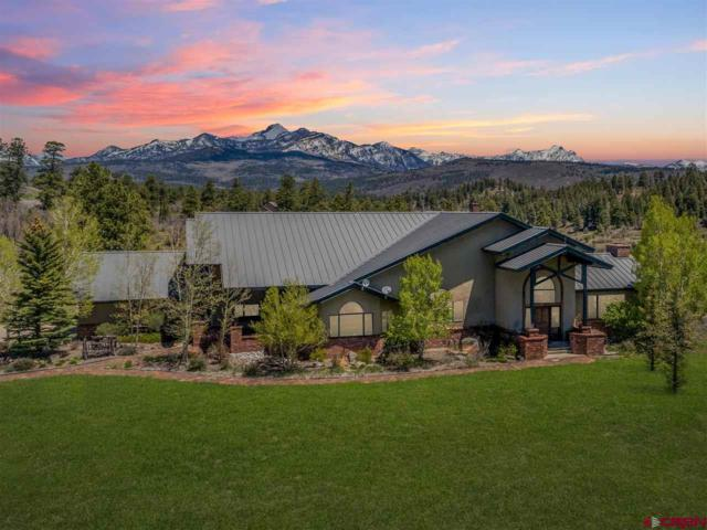 135 Santino Place, Pagosa Springs, CO 81147 (MLS #760199) :: The Dawn Howe Group   Keller Williams Colorado West Realty