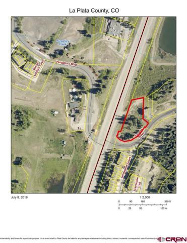 "TBD Tacoma Drive (""General Store Site""), Durango, CO 81301 (MLS #760243) :: Durango Mountain Realty"