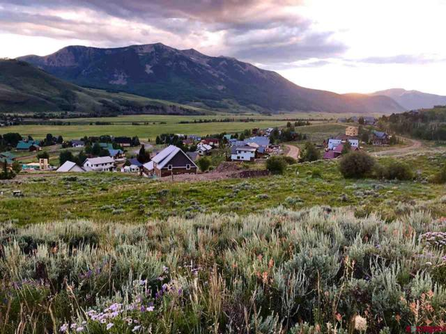 2537 Bryant Avenue, Crested Butte, CO 81224 (MLS #760520) :: The Dawn Howe Group | Keller Williams Colorado West Realty