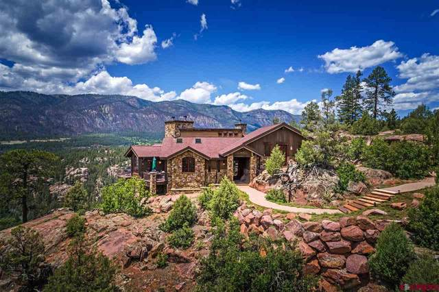 1201 E Celadon Drive, Durango, CO 81301 (MLS #760566) :: Durango Mountain Realty