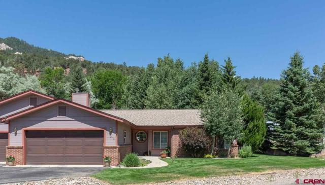 720 Waterfall Lane, Durango, CO 81301 (MLS #760606) :: The Dawn Howe Group | Keller Williams Colorado West Realty