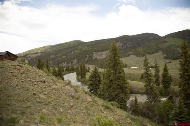 28895 149 Highway, Creede, CO 81130 (MLS #760612) :: The Dawn Howe Group   Keller Williams Colorado West Realty