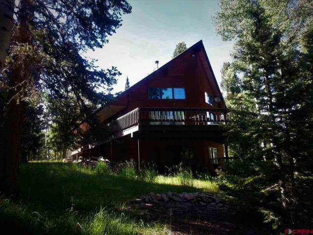 461 Rim Road, Cimarron, CO 81220 (MLS #760813) :: The Dawn Howe Group | Keller Williams Colorado West Realty