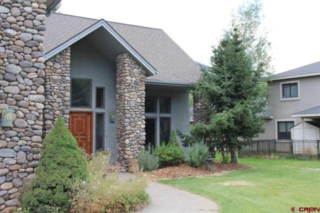 554 Horse Thief Lane, Durango, CO 81301 (MLS #760967) :: Durango Mountain Realty